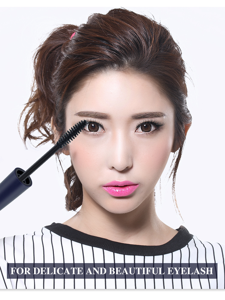 Eyes use long last waterproof curling lengthening mascara