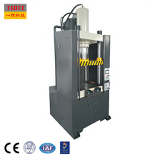 250 ton 4 pillar deep drawing double action hydraulic press with servo system
