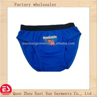 2014 fashionable sexy young boys underwear