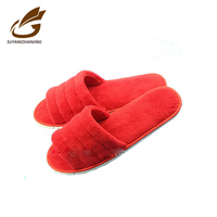 beautiful canvas airline lady casual slipper
