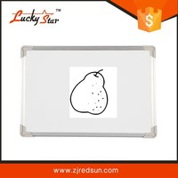 ZHEJIANG RED SUN movable white teaching water magic light drawing board/big white drawing board for classrooms