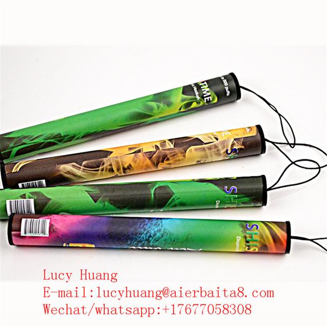 Hot Selling All The Time health care E Shisha Pen, 500 Puffs Electronic ,Hookah Pen disposable