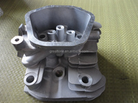 Cylinder head for 177 GX270 gasoline generator parts