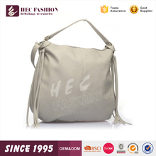 HEC 2016 Fashion White New Young Women Handbag Factories In China