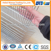 electric galvanized security fence for prison