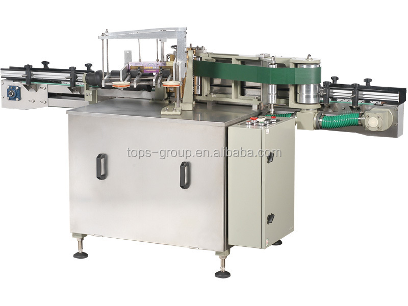 Cold glue automatic labeling machine