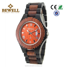 custom logo brand your own wood watches japan miyota watch factory wholesale price
