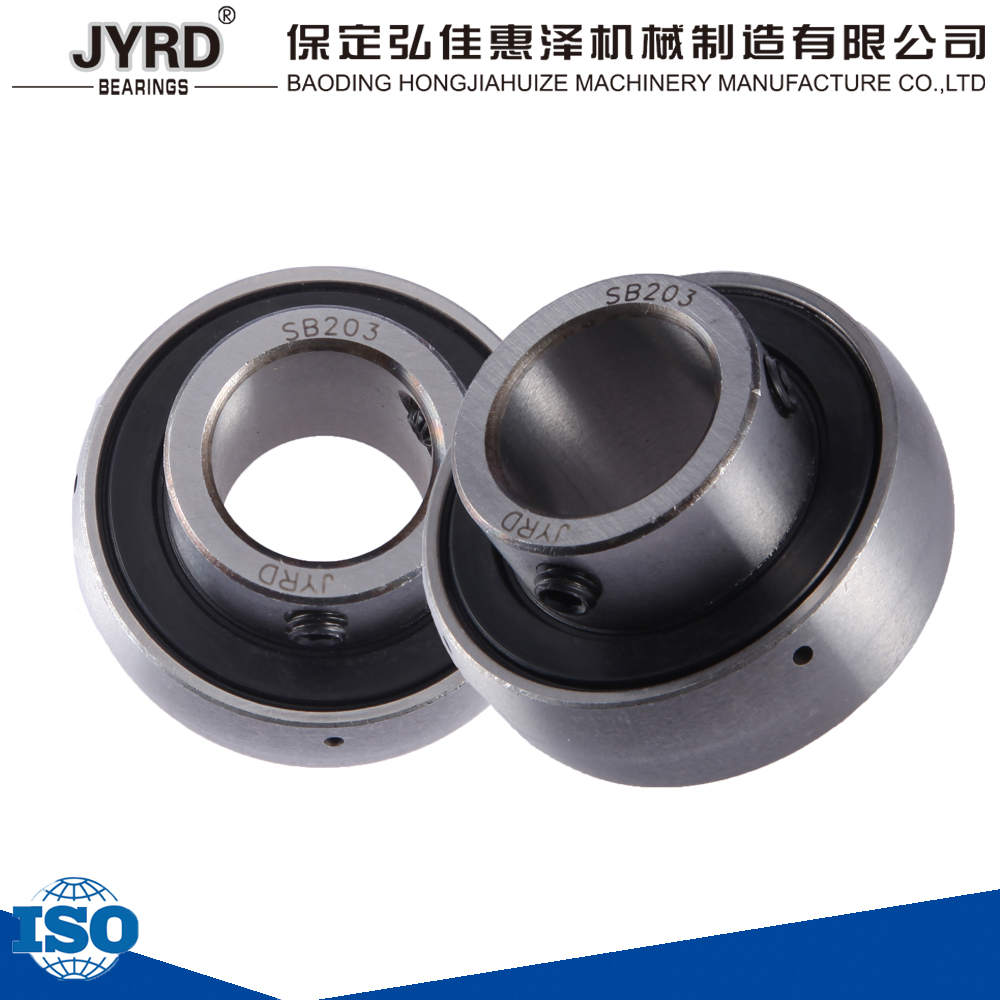 Gcr15 spherical ball bearing SB203