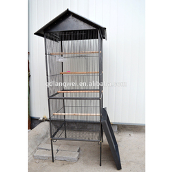 Qingdao steel big wire mesh decorative large animal cage