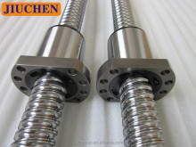High quality ball screw SFS1616 lead screw with internal circulation ball screw nut