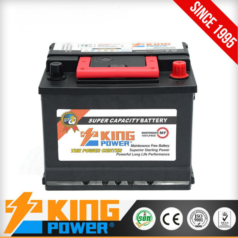 USA advanced auto batteries DIN60MF King Power