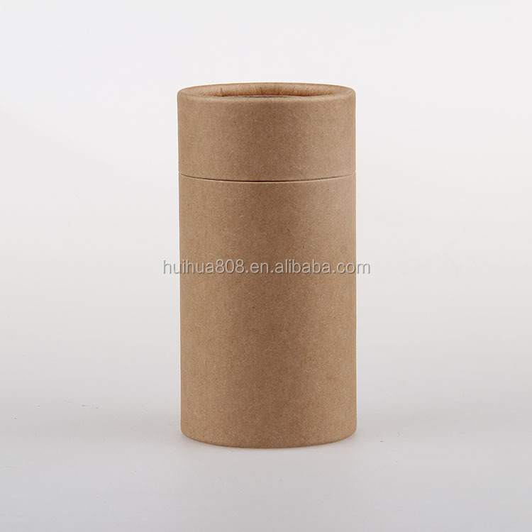 Wholesale Kraft Paper Can/ Cardboard Cylinder/ Paper Tube Package
