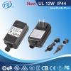 12W outdoor UL Power Supplies used for lighting