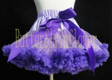 Kids Lavender Chiffon Ruffle Dresses for Girls Children's Prom Gown Puffy Baby Girl Princess Dresses