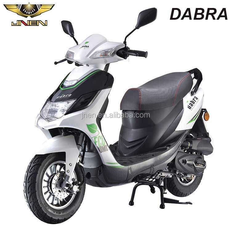 DABRA 50CC JNEN Motor 2017 Patent Design Fashion Model Cheap Gasoline Scooter Factory Price Good Quality With EEC DOT Euro 4