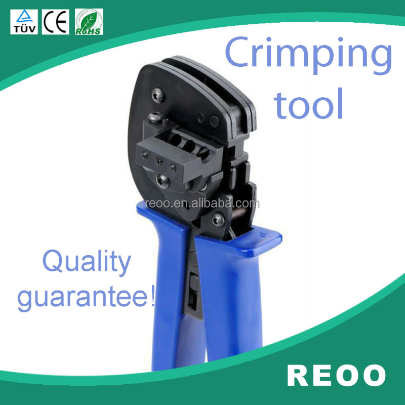 Solar panel connector crimping tools for sale