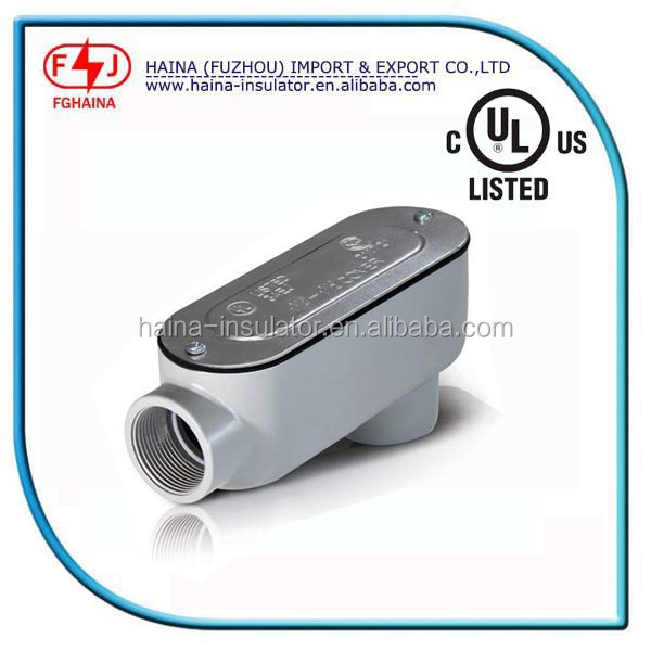 Aluminium Die cast Stainless Conduit Box