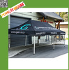 Factory outdoor promotional gazebo with custom branding for advertising