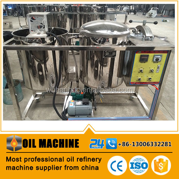 Small palm crude oil refinery machine for sale in united states for sale