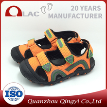 Hot selling Qingyi brand sandals baby boy sandals