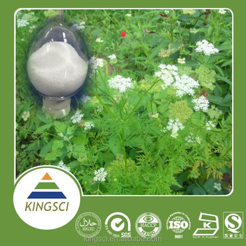 Cnidium monnieri Extract osthole powder , osthole 10% -98%