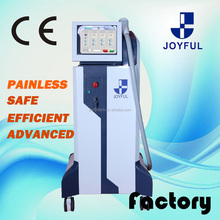 Easy perform diode laser for hair removal 808nm beauty machine