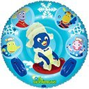 kids snow tube/snow sled/snow skiing leisure