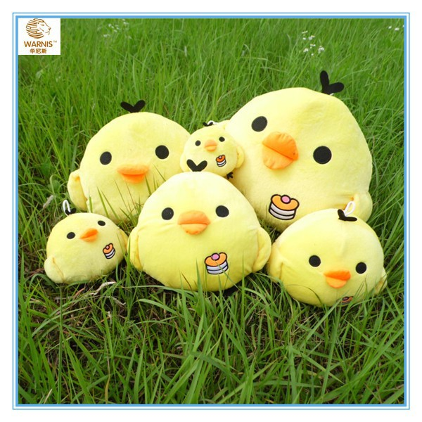 OEM promotional stuffed animals chicken toy chicken lays eggs
