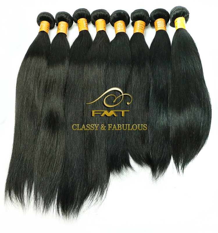 9A top quality thin fine hair styles pictures blossom bundles virgin hair