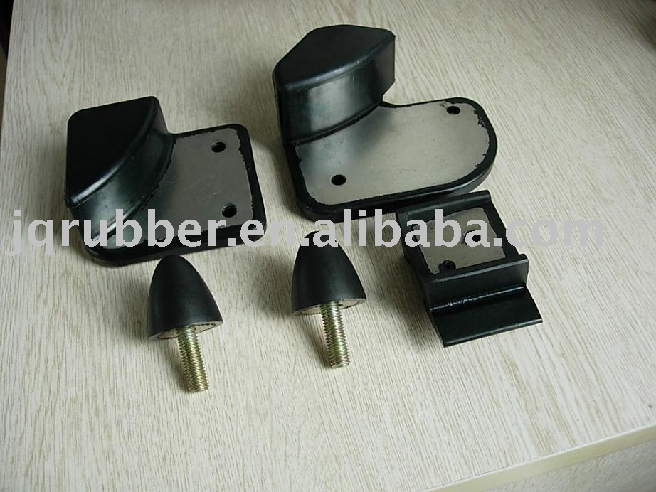 Rubber-Metal Bonded Products