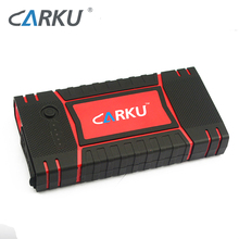 new arrival novelty Carku 8000mAh Portable waterproof IP 65 car jump starter power bank