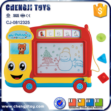 Educational writing and painting toys magnetic board colorful drawing board magic slate for kids