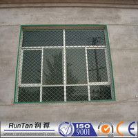 high strong steel grid fence/balcony guarding mesh(factory,since1989)