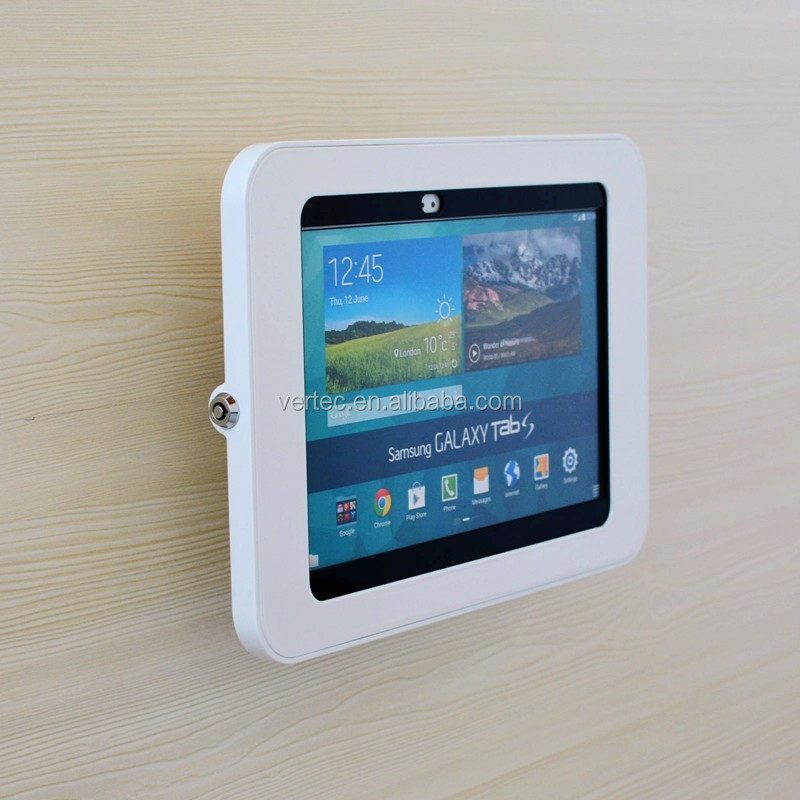 Wall mount tablet enclosure kiosk TE250-90