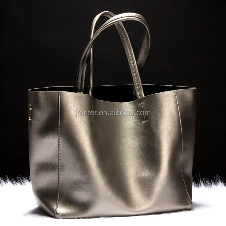 2015 new fashion colorful women tote bags cheap handbag lady