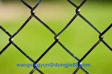 AnPing HeBei sturdy chain link fence extensions/chain link fence posts