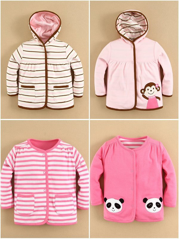 Children Clothes Boys Fashion Boys Reversible Jackets Made and Designed in China(14230)