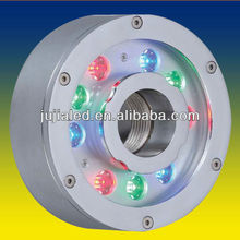 2012 hot sale high quality and low price 18w led underwater light