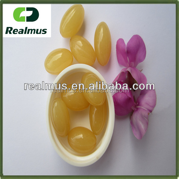 Hot sale gold royal jelly 500mg /1000mg capsule