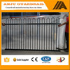 High quality with cheap price of tubular black Aluminum fencing