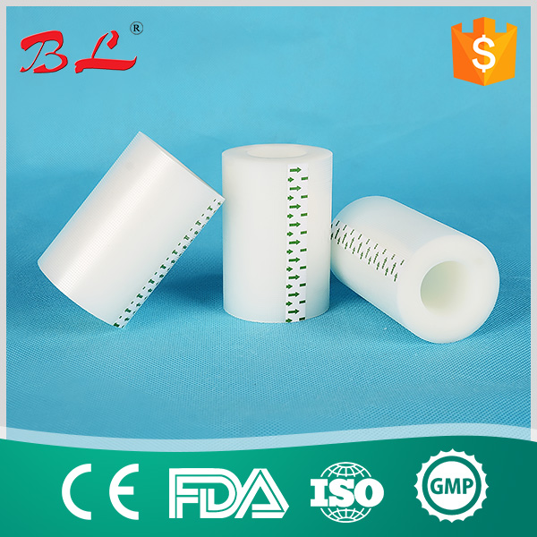 Transparent Medical adhesive PE tape/surgical premium/good glue for medical tape