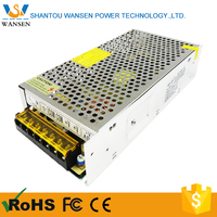 Hot sale 12v 10a switching power supply dc 12v led power supply S-120-12
