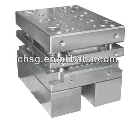 Manufacturer wire nail plastic injection mold (CHSG)
