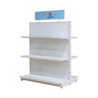 Customize supermarket 3 layer shelf for sale