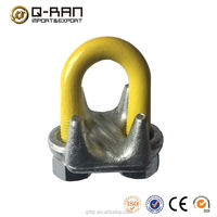 US Type Drop Forged Adjustable Wire Rope Clip