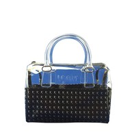Factory Price Shoe Zippered Pvc Bag