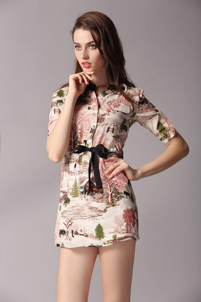 Tunic rayon long shirt dresses buy long shirt dresses for Is a tunic a dress or a shirt