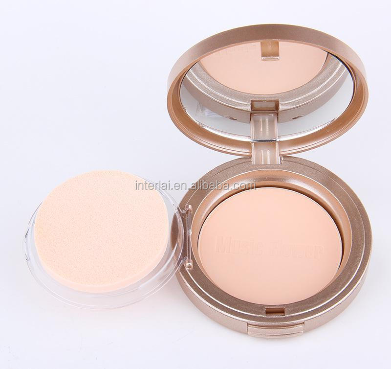 Music Flower 3 Color contour palette waterproof concealer palette makeup suppliers china M373