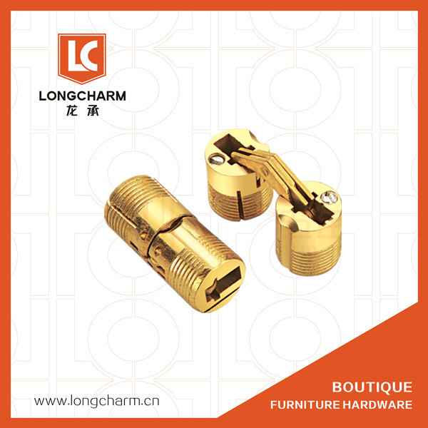 high quality 14mm zinc alloy small invisible hinge for jewel box