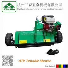 ATV Flail Mower ATV120 ; towbehind Flail Mulcher with T blade